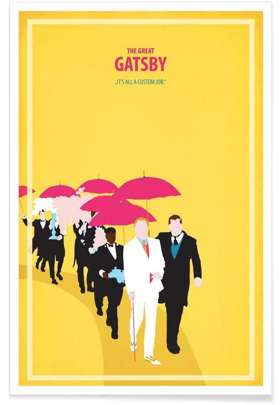 The great Gatsby -Poster