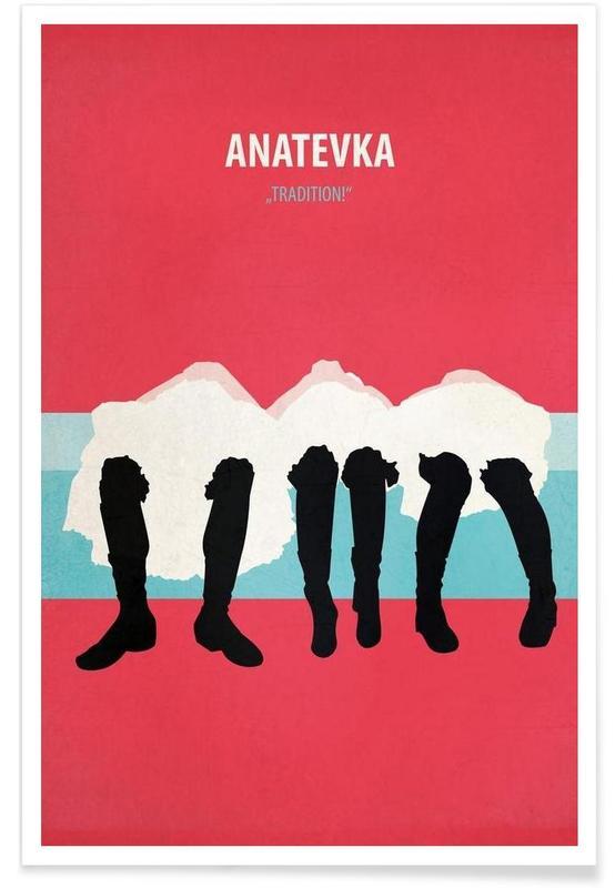 Anatevka -Poster