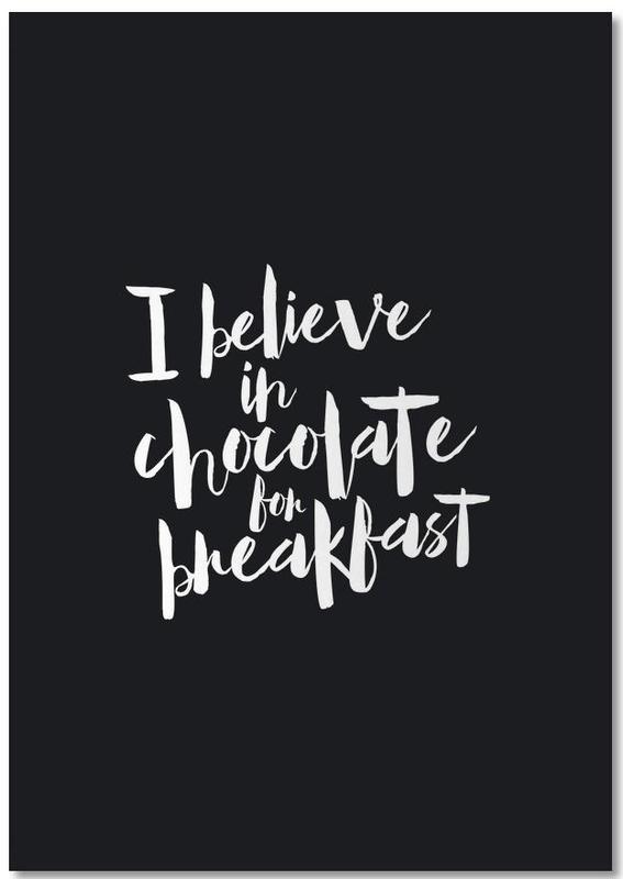 I Believe Notebook