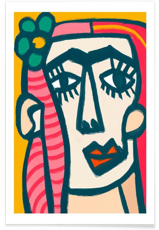 Portraits, Thelma Poster