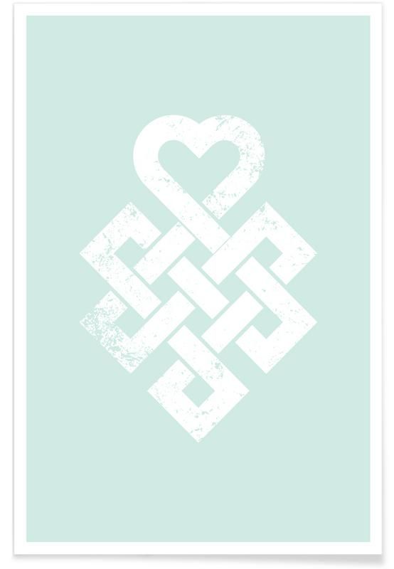 Symbolen, Heart Symbol poster