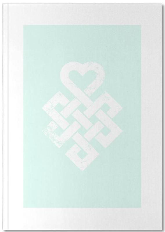 Heart Symbol Notebook