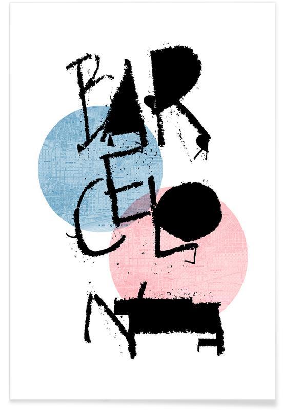 Barcelona, Barcelona poster