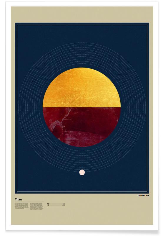 , Titan -Poster
