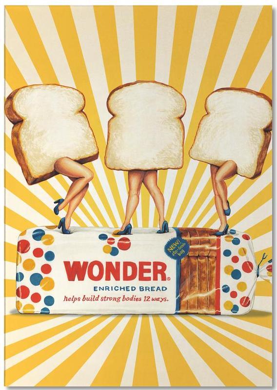 Rétro, Wonder Women bloc-notes