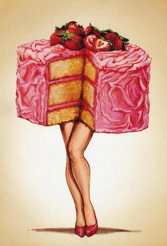 Hot Cakes -Alubild