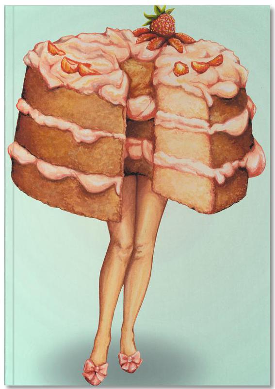 Hot Cakes III Notebook