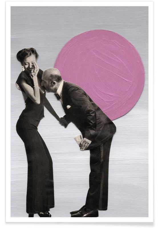 Couples, Rétro, Kiss the Hand affiche