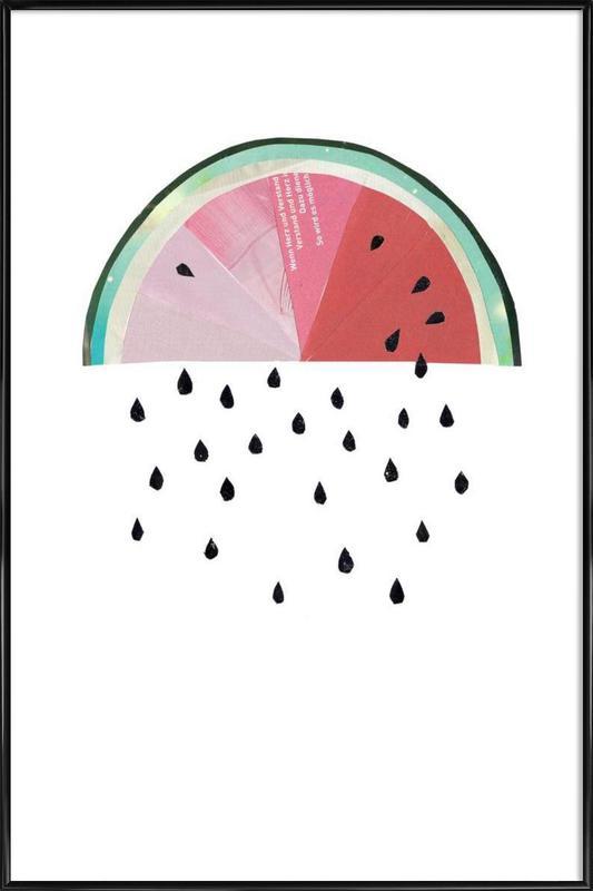 Melone Framed Poster