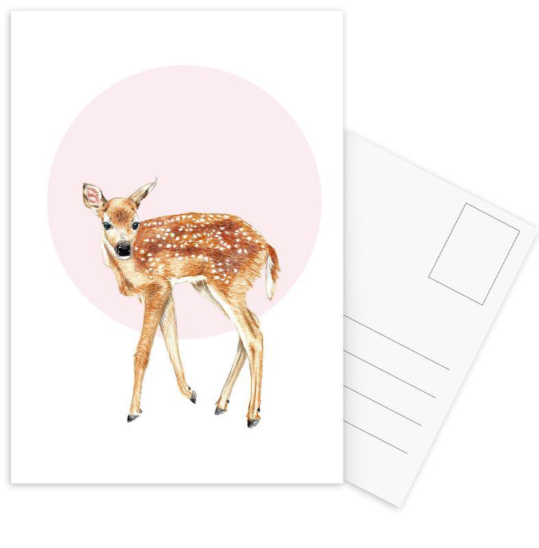 Bambi Postcard Set