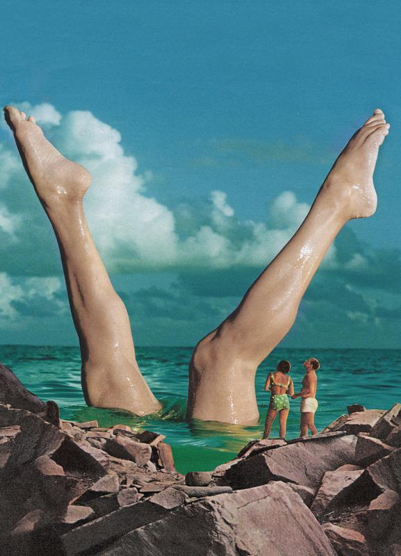 Nice Legs -Leinwandbild