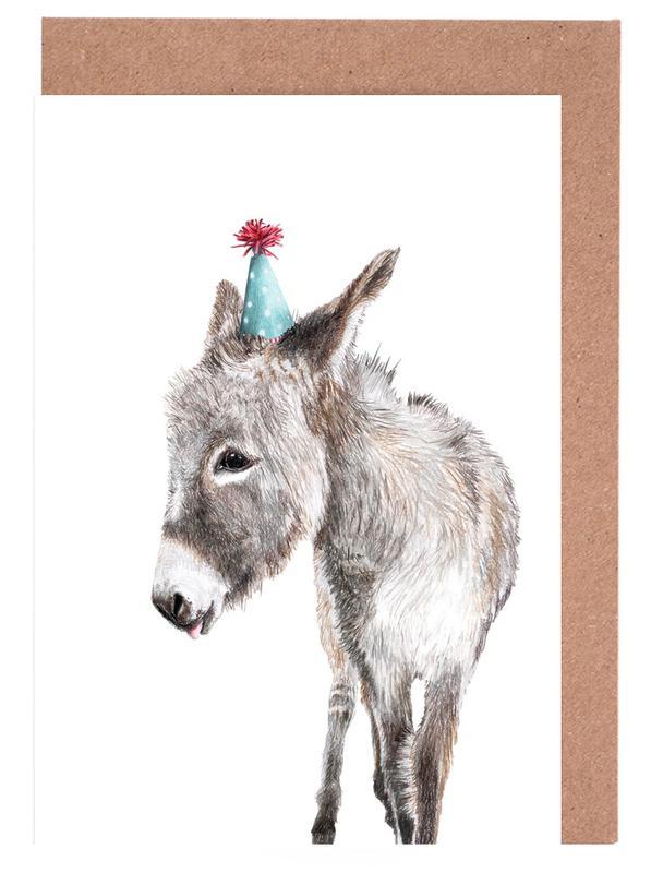 Esel cartes de vœux