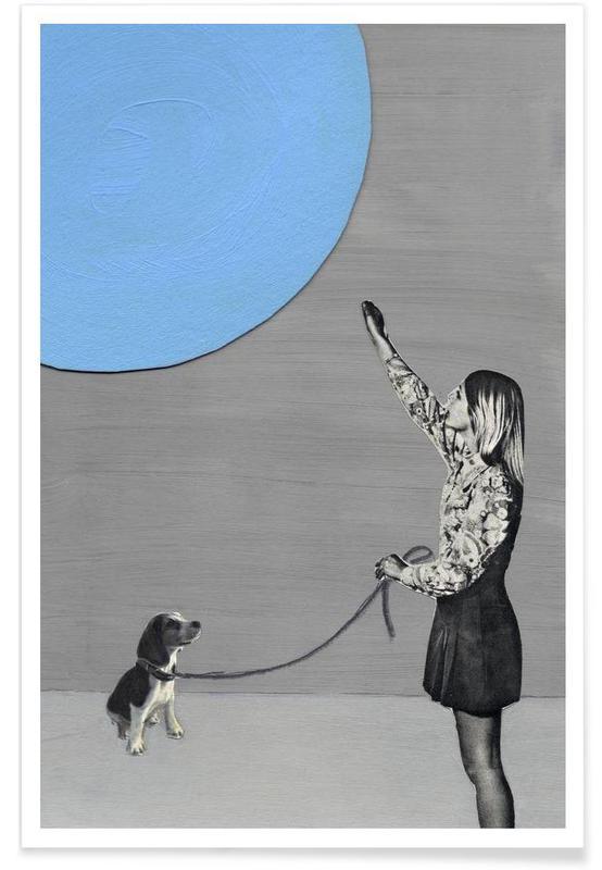 , Blue Moon affiche
