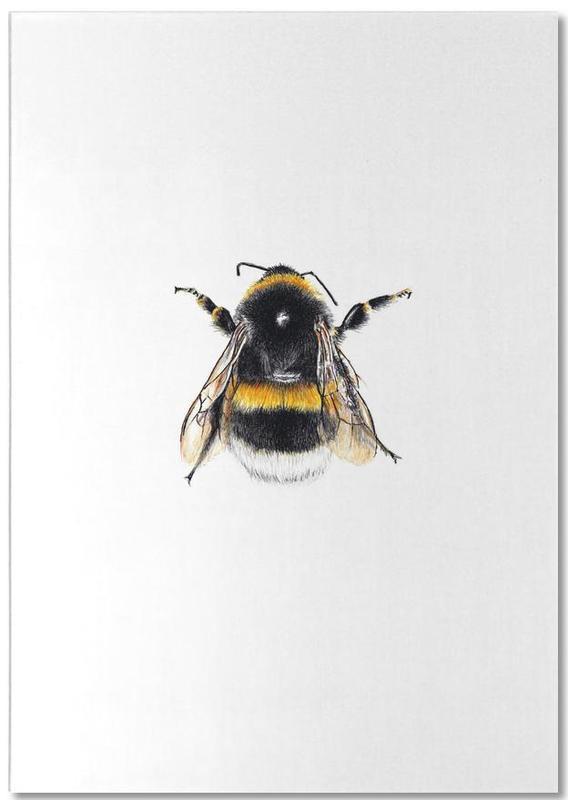 Bumblebee 01 -Notizblock