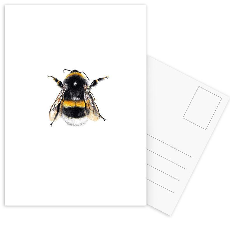 Bumblebee 01 Postcard Set