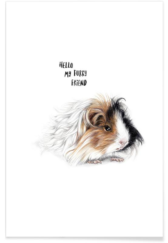 Furry Friend -Poster