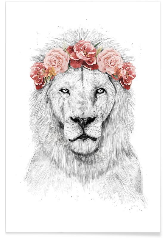Lions, Festival Lion affiche
