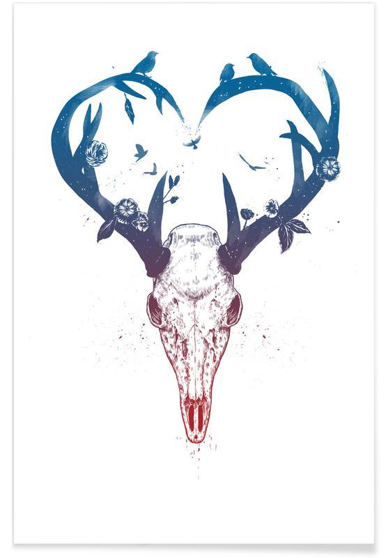 Schedels, Neverending Love poster