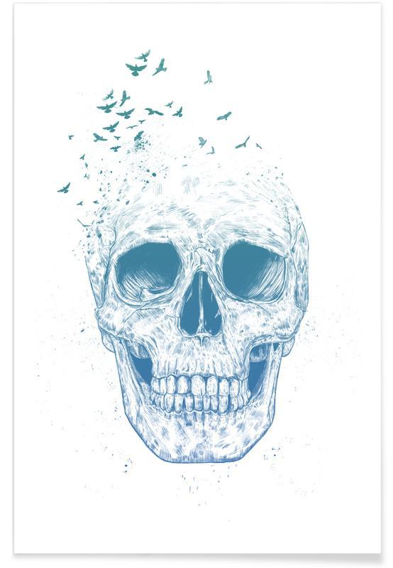 Crânes, Let Them Fly affiche