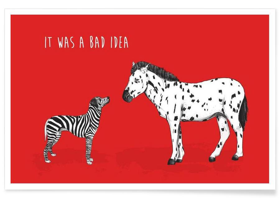 Bad Idea -Poster