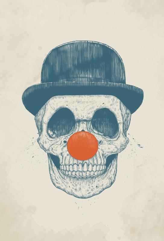 Dead Clown -Alubild