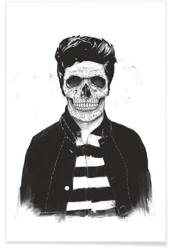 Crânes, Death Fashion affiche