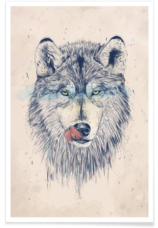 Loups, Dinner Time affiche