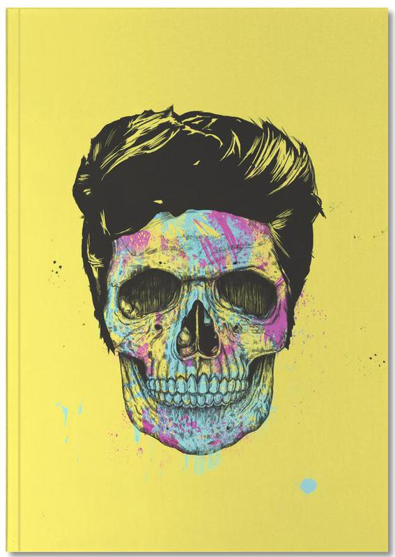 Color your death Notebook
