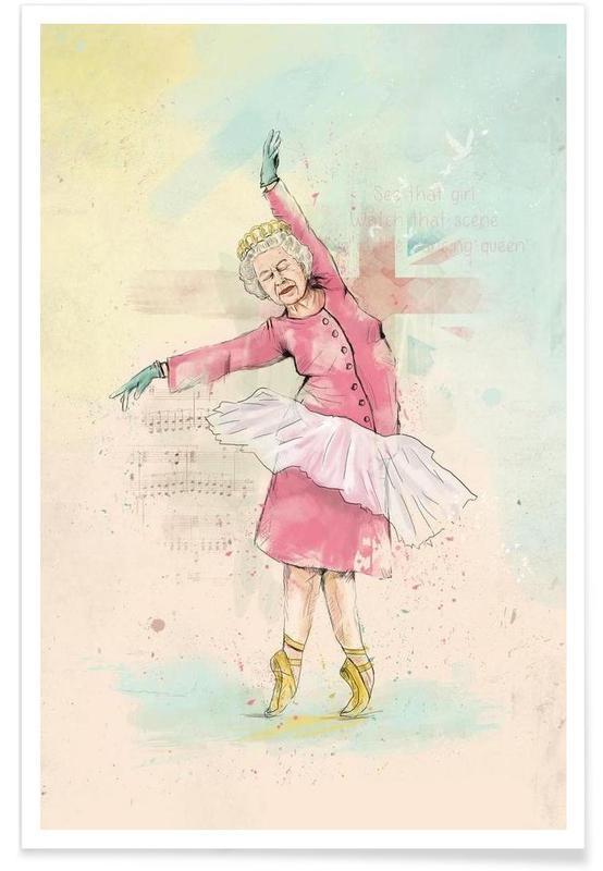 Dancing Queen -Poster