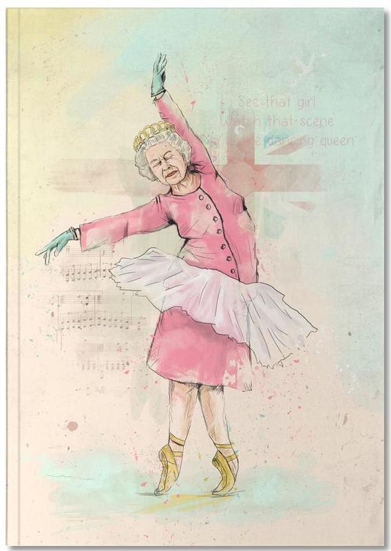 Dancing Queen Notebook