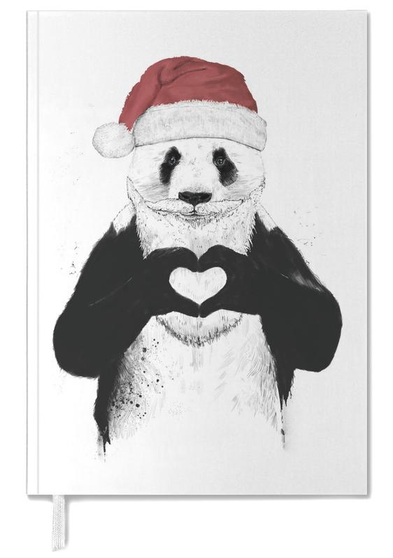 Santa Panda Personal Planner
