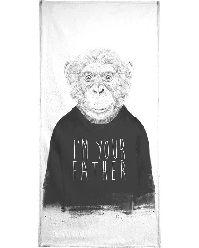 I'm Your Father Bath Towel