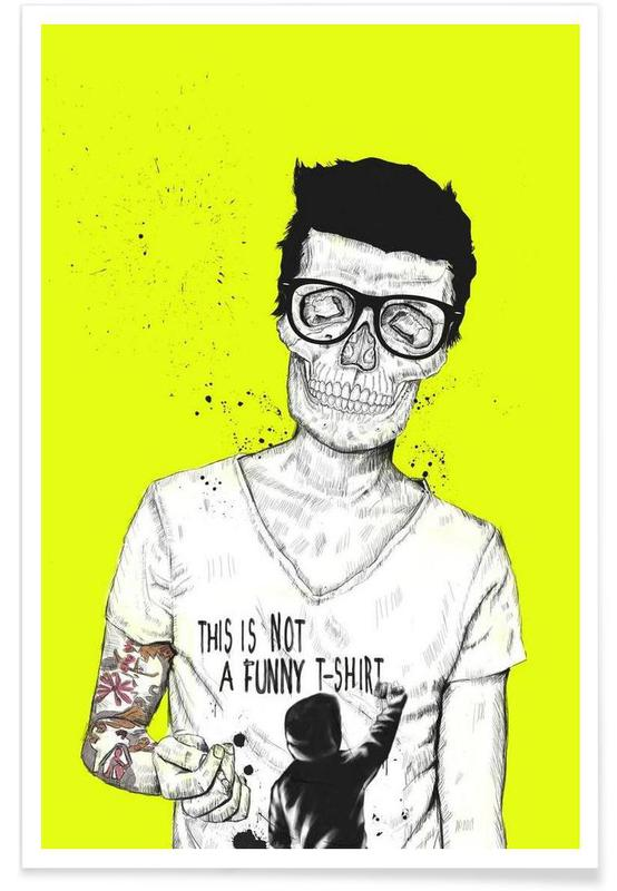 Hipsters not dead -Poster