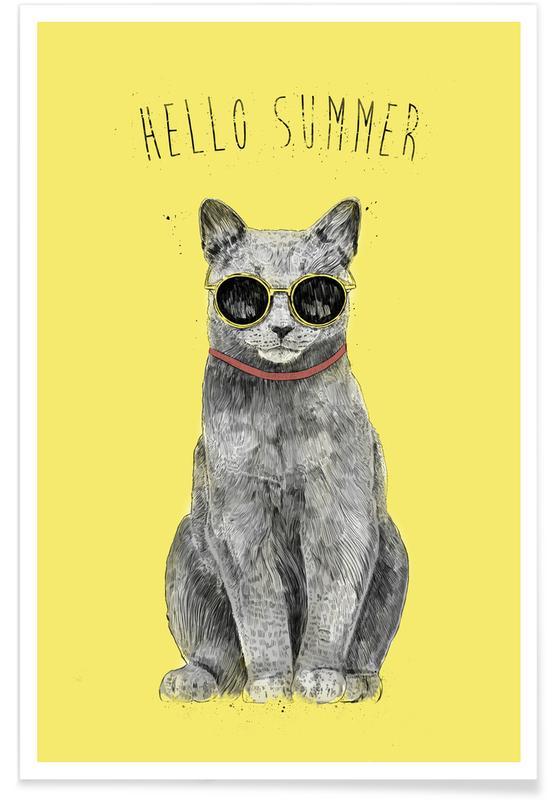 Hello Summer 2 -Poster