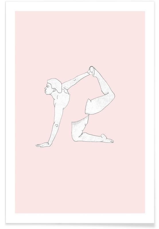 Yoga, Yoga Practice 3 affiche