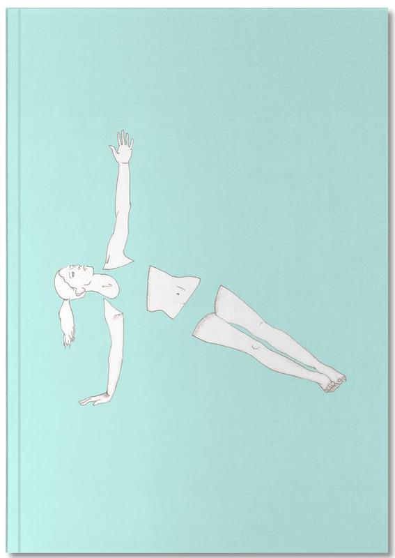 Yoga Practice 5 Notebook