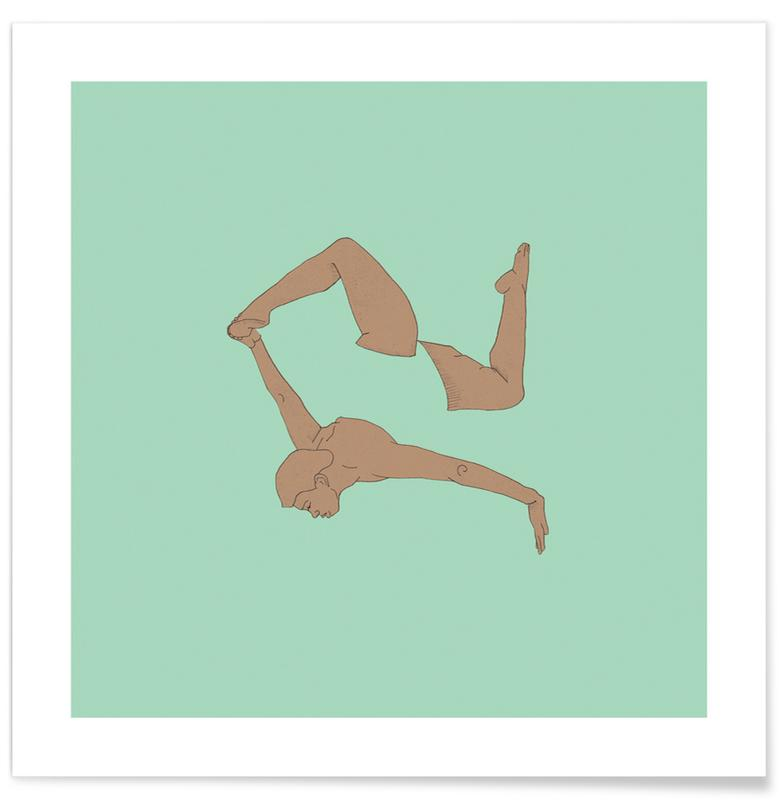 Yoga, Yoga Practice 10 Poster