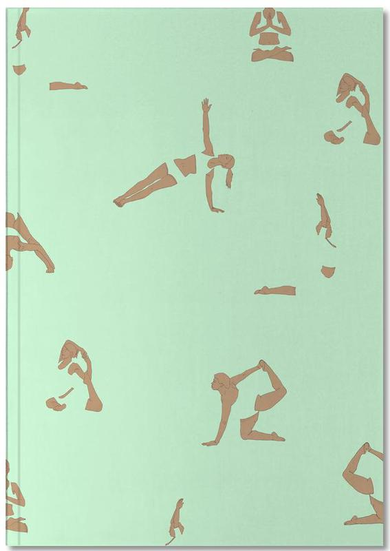 Yoga Practice 13 Notebook