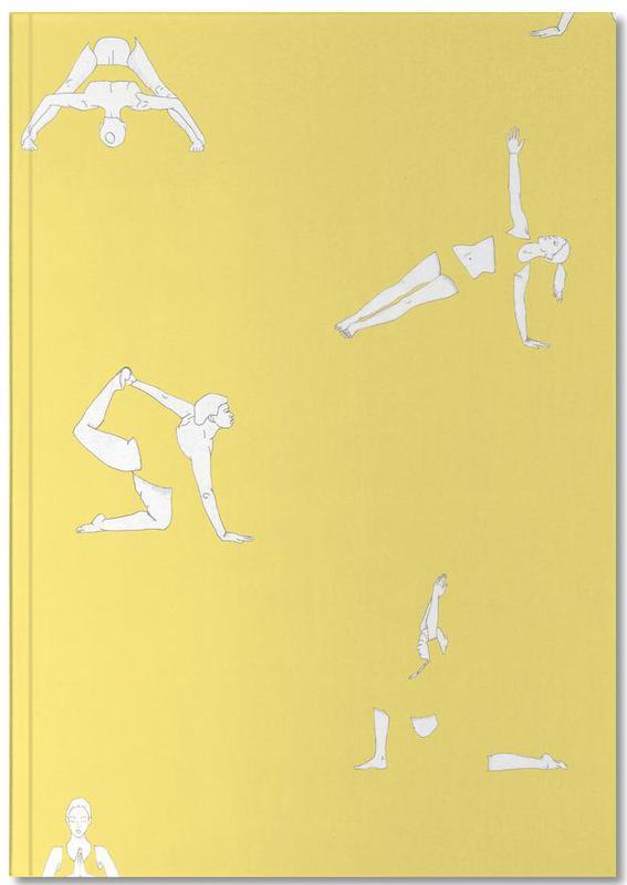 Yoga Practice 14 Notebook
