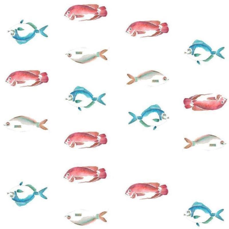 Pattern: La Mojarra canvas doek