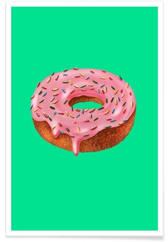, Donut poster