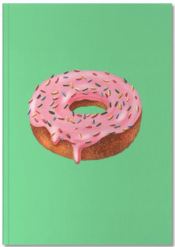 , Donut Notebook