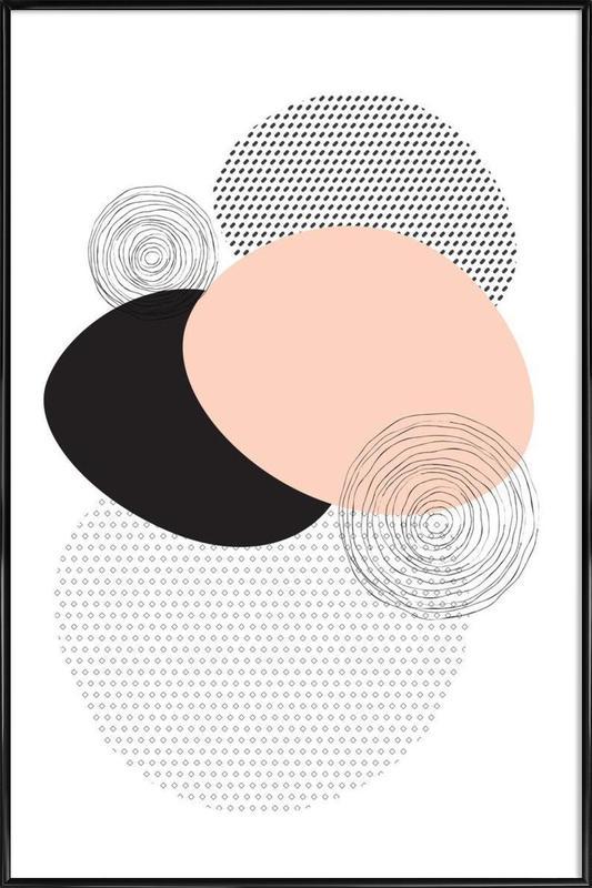 Blubbermix Framed Poster
