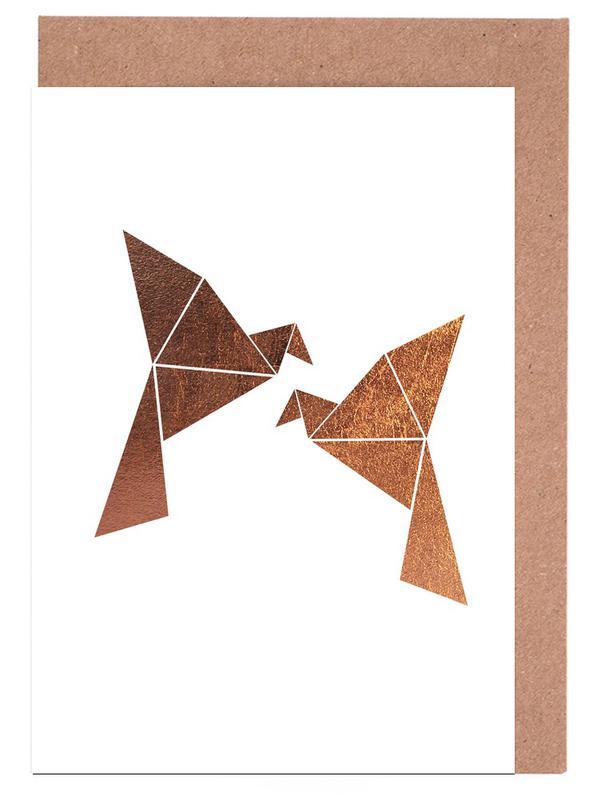 Kunst voor kinderen, Vogel Kupfer wenskaartenset