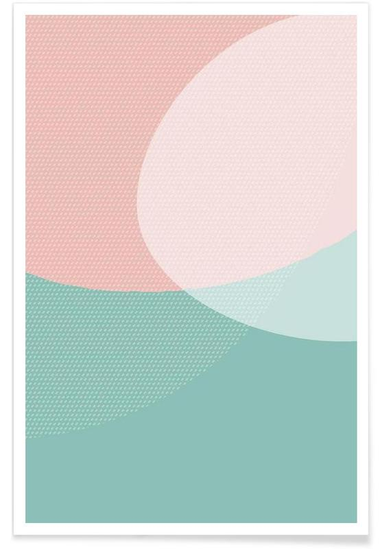 , Soft Shapes poster