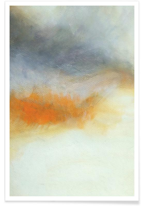 , Pastell Powder Colors poster