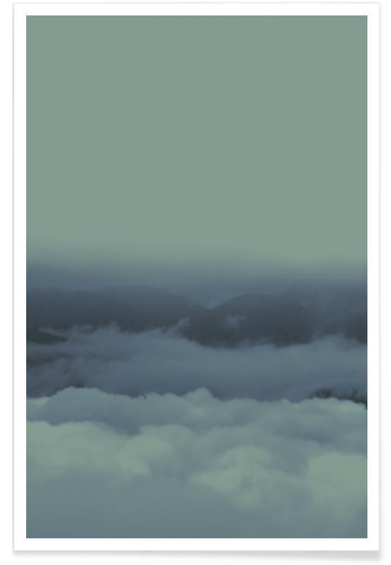 Ciels & nuages, View affiche