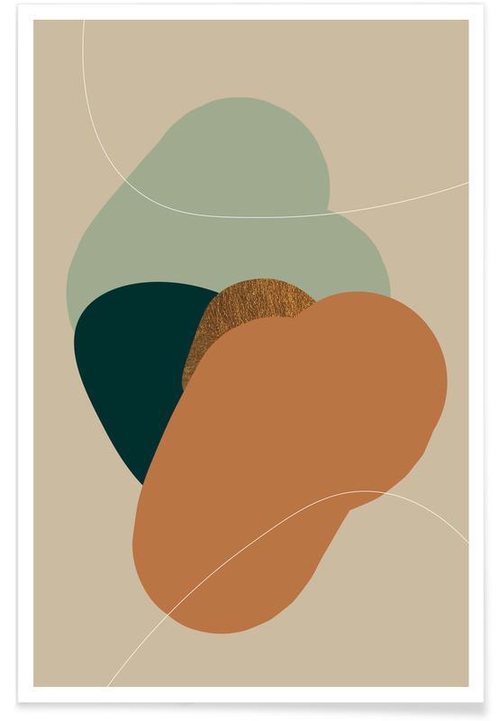 , Cosy Bubbles -Poster