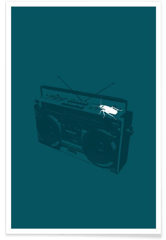 Biller, Oldskool 1 Plakat