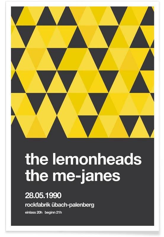 , The Lemonheads affiche